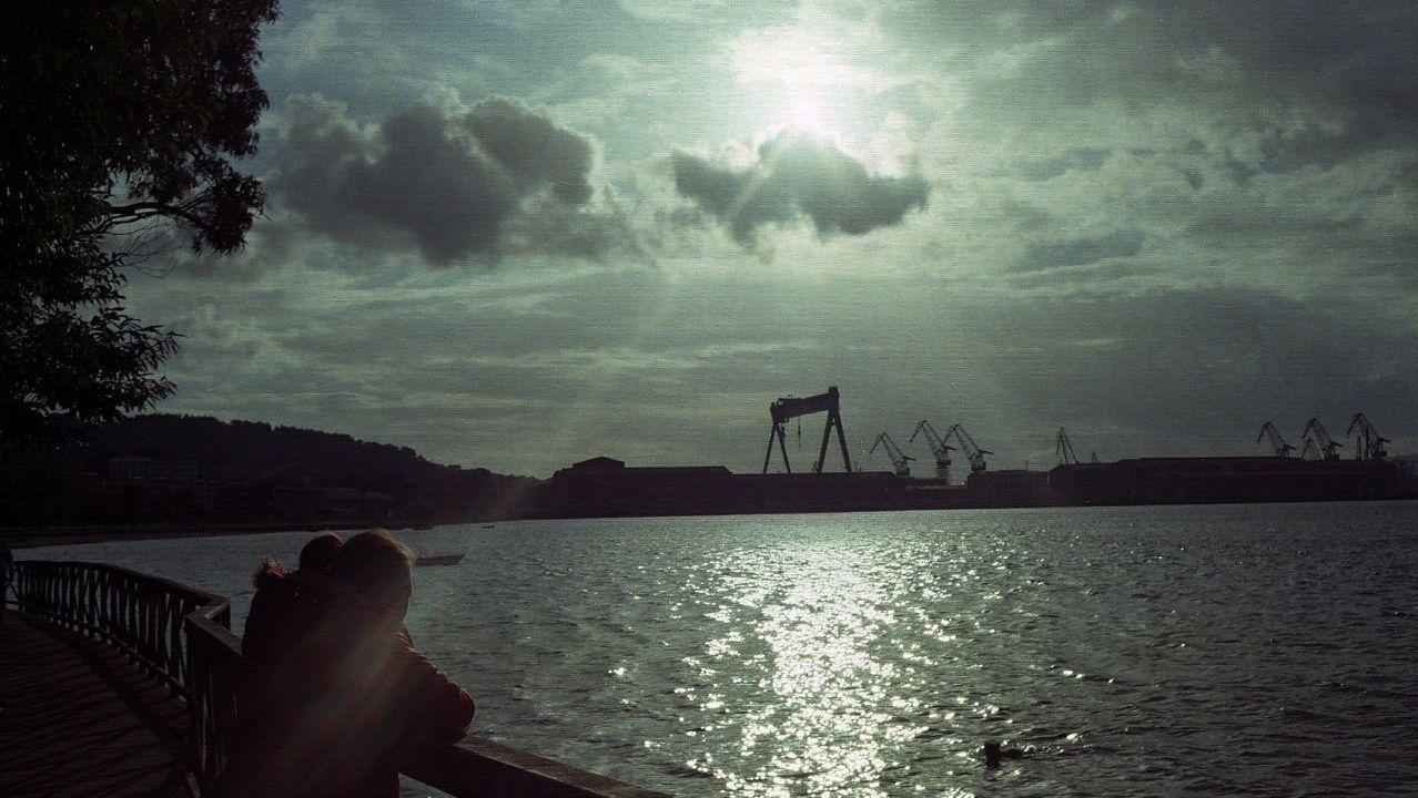 Equipo de Nervión destinado a Taiwán para asesorar en una obra de eólica marina