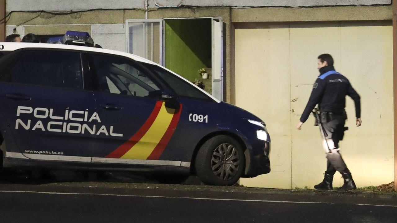 Un cajero automático en Oviedo
