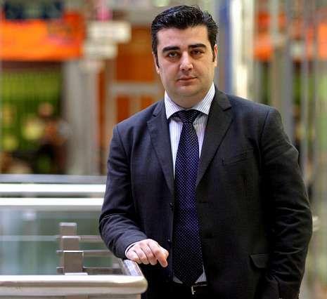 El nuevo ejecutivo municipal de Santiago.Palles tiene experiencia en gestión de centros comerciales.