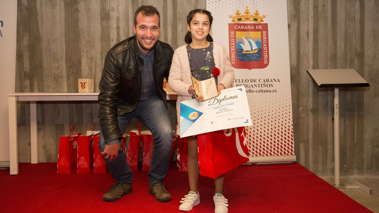 Noveno premio: Nuria Pena Trigo