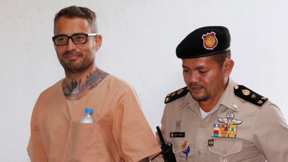 ¿A dónde viajan los ferrolanos en vacaciones?.El español Artur Segarra, acusado de asesinato en Tailandia