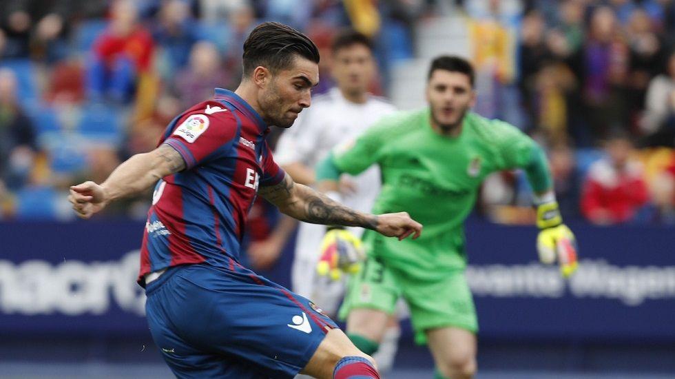 Cambio en la convocatoria: se cae Torró y entra Vila.El once del Real Oviedo en el Ciudad de Valencia