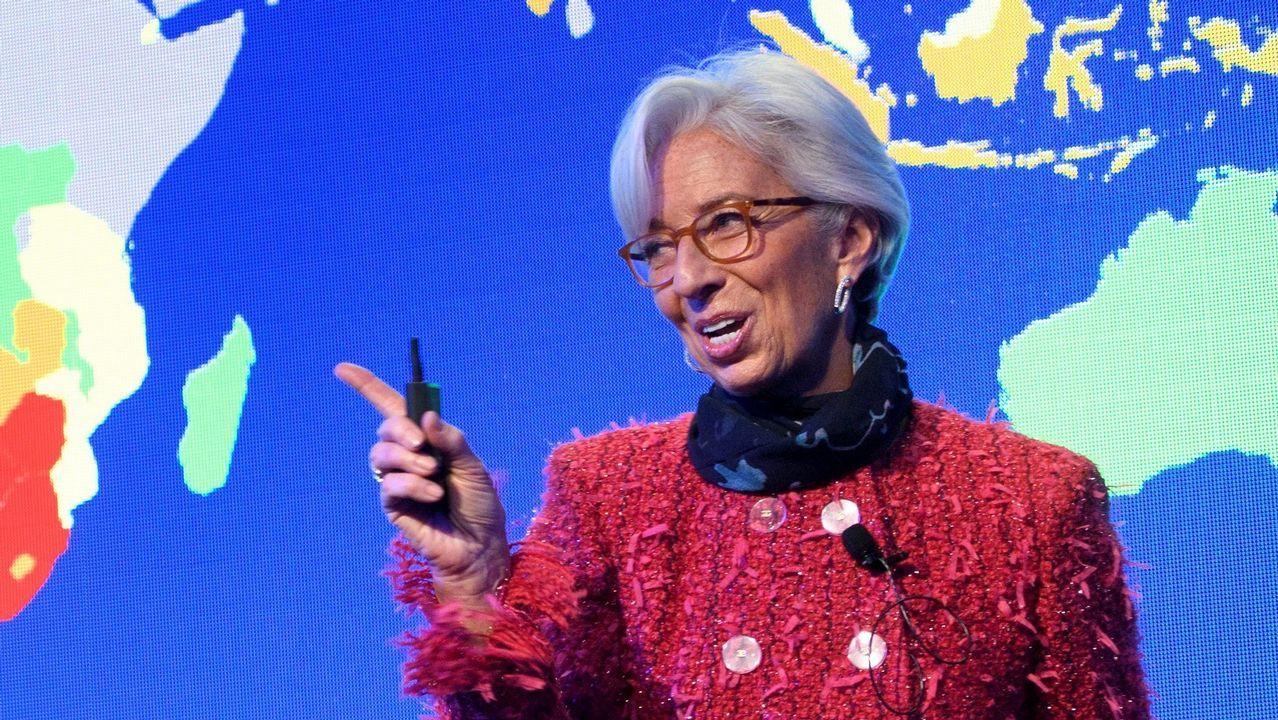 La directora del FMI a un ministro argentino: «Estás corto de mujeres».PADERNE GERARDO LAGARES EN LA FINCA ORBALLO EN DONIN CESAR DELGADO
