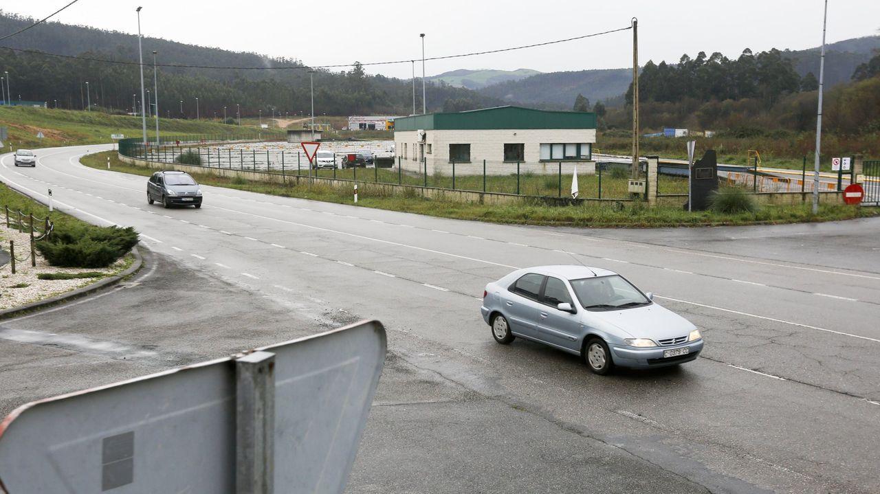 En el municipio de Ourense hay cerca de 70.000 vehículos registrados