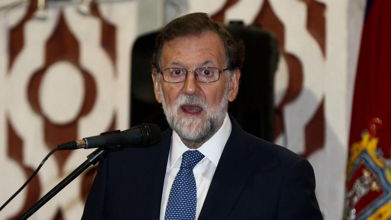 Mariano Rjaoy, en Quito