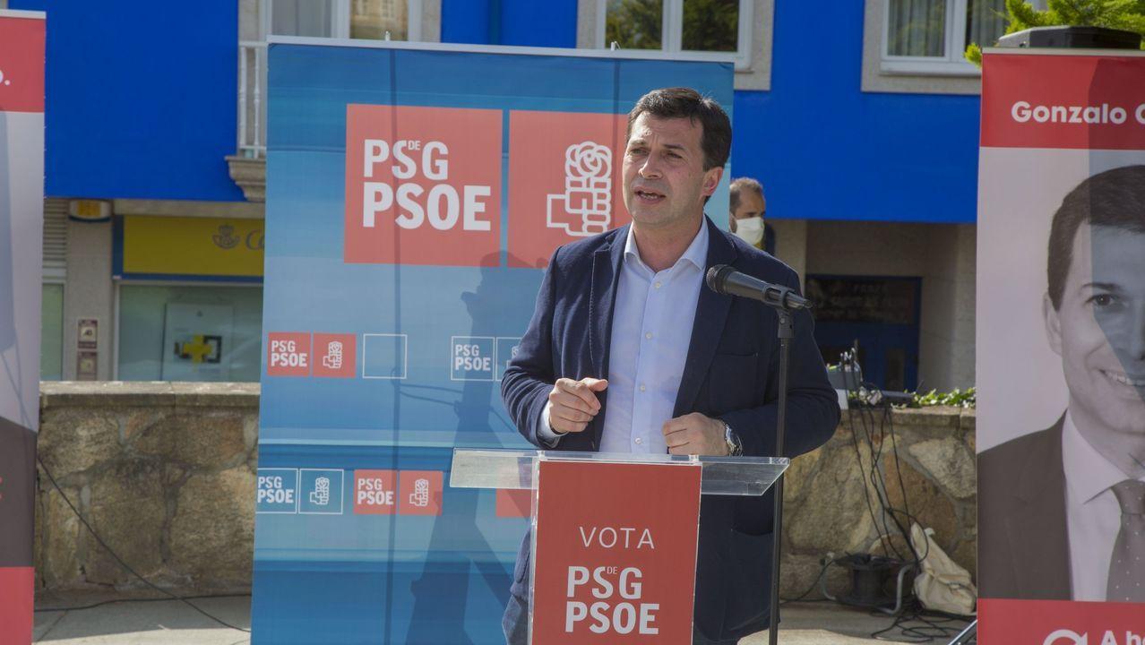 Gonzalo Caballero responde a las preguntas de los lectores de La Voz de Galicia.Gonzalo Pérez Jácome