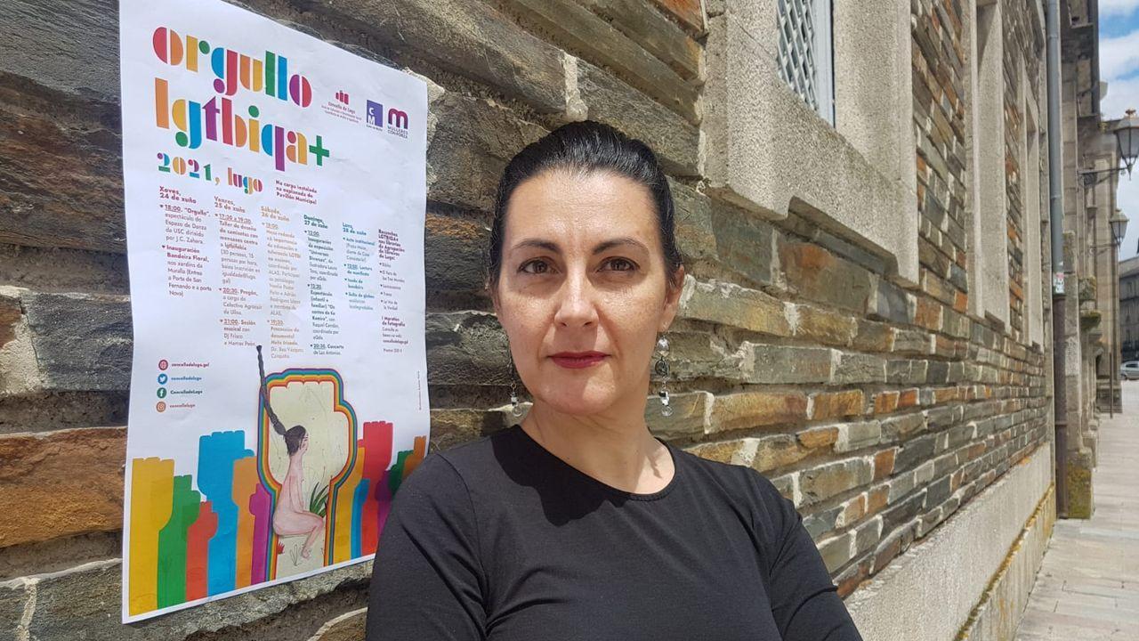 Silvia Alonso, edila de Muller e Igualdade