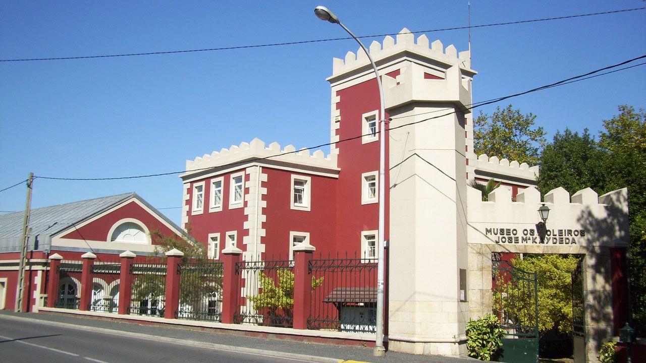 As Torres de Santa Cruz