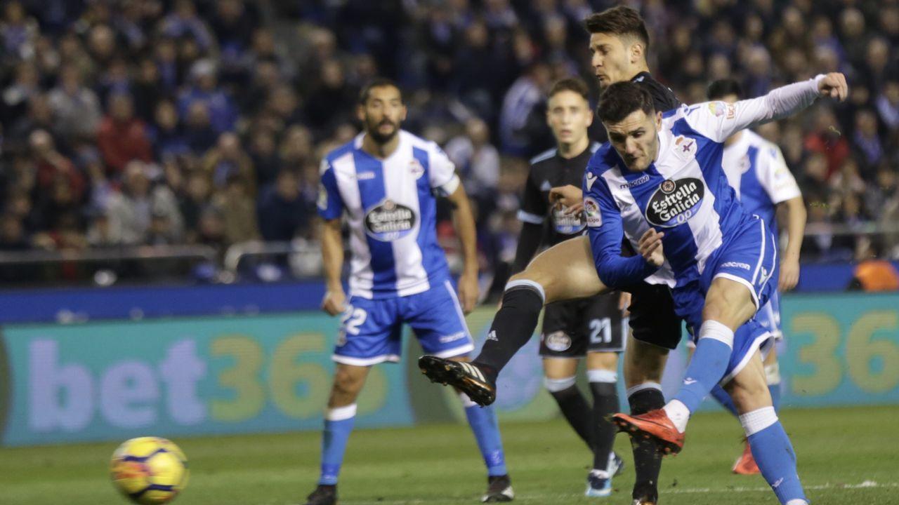 Deportivo 1 - Celta 3 (23 de diciembre)