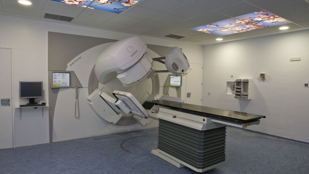 La radioterapia es uno de los ámbitos en los que pueden aplicarse los avances que propiciará el nuevo acelerador de partículas