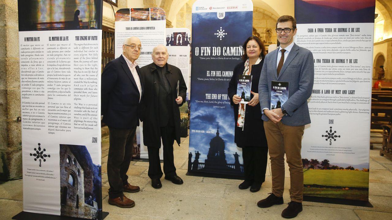 Así fue la gala de la Fundación Andrea en Compostela