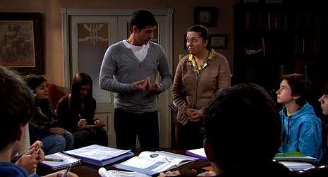 Padre Casares.Rodrigo y Elsa resolverán las dudas de los jóvenes de Louredo.