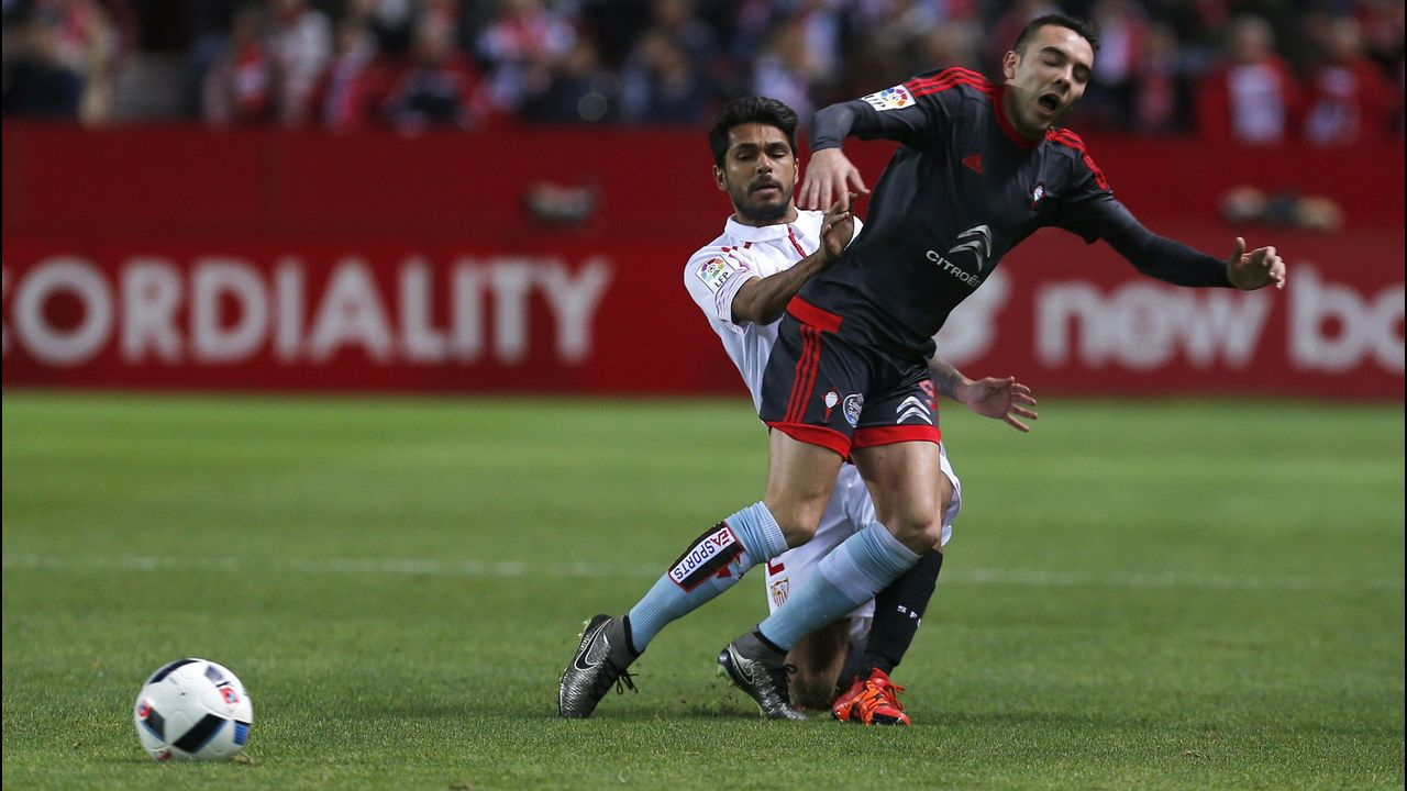 178 - Sevilla-Celta (4-0) de Copa el 4 de febrero del 2016