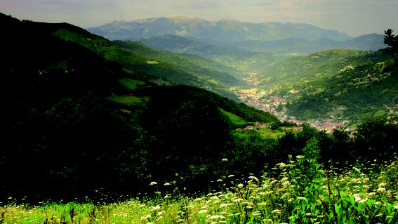Valle de Turón