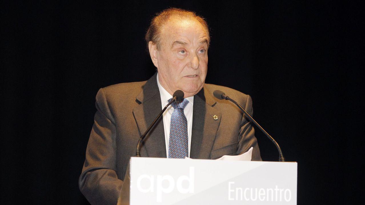 José Silveira, el presidente de Grupo Nosa Terra 21, dueño actual de Povisa