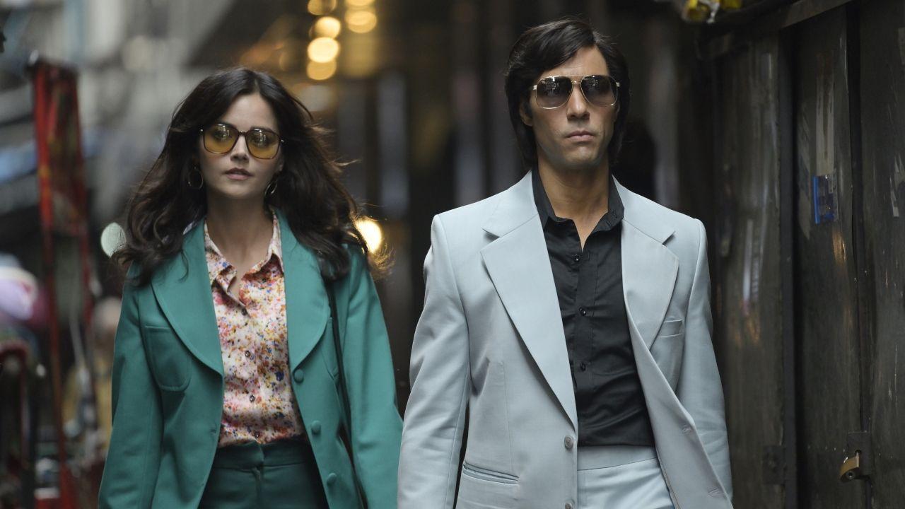 Jenna Coleman y Tahar Rahim protagonizan «La serpiente»