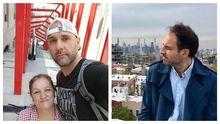 Miguel y Marcos, son dos gallegos en Estados Unidos