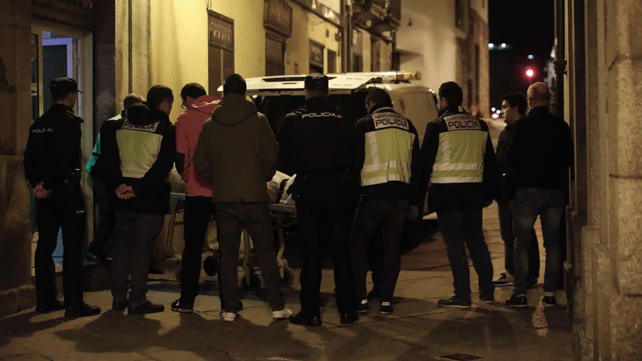 Encuentran muerto al dueño de un bar de Ourense