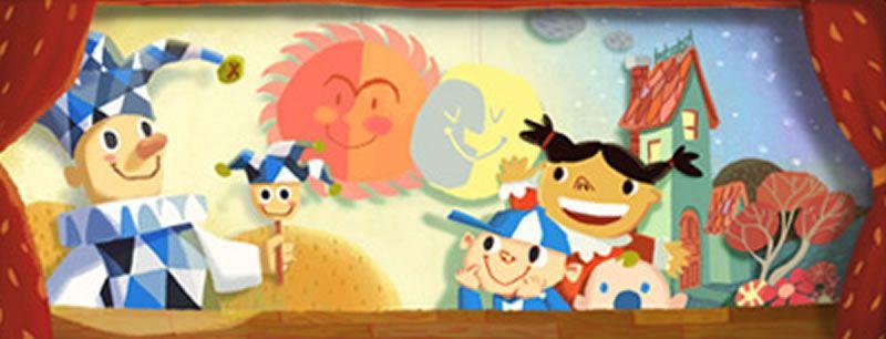 Doodle Día del Niño
