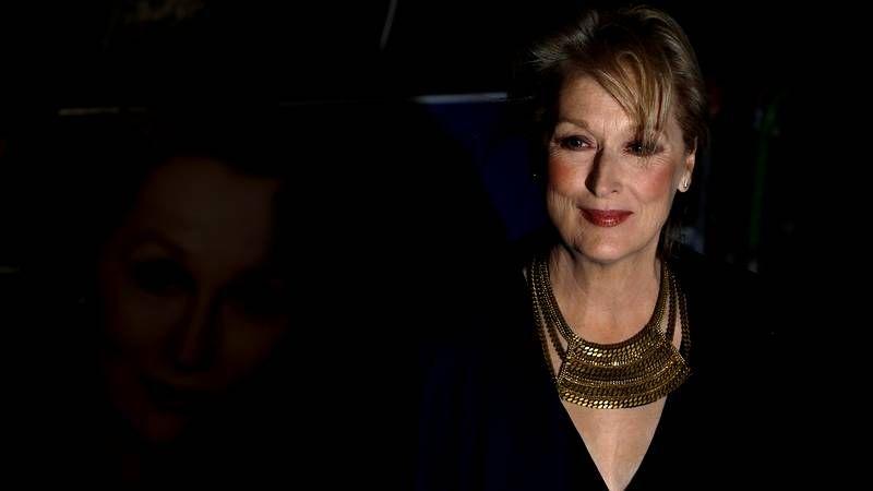 Meryl Streep asegura que al interpretar a Margaret Thatcher aprendió a dominar situaciones