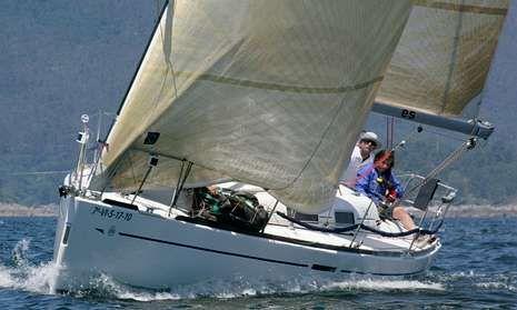 La embarcación «La Rabuda», de Fernando González, fue la ganadora de la edición del año pasado.