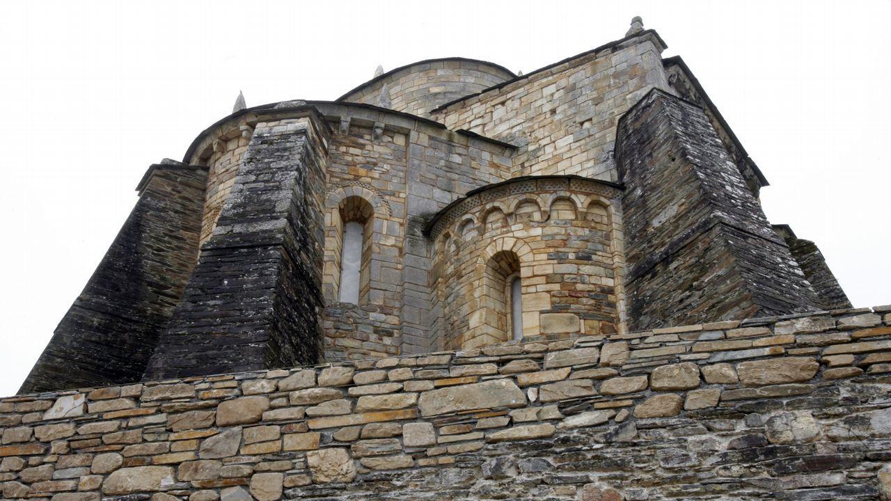 San Martiño de Mondoñedo, en Foz, la catedral más antigua de España