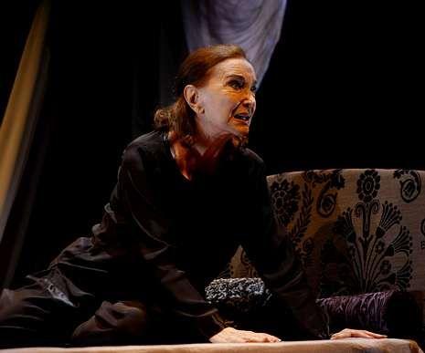 Espert estuvo en el Principal con la misma obra en 2010.