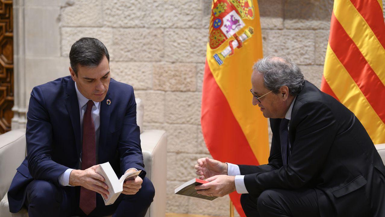 La pandemia en el mundo.El ministro de Transportes, José Luis Ábalos, este martes, durante la sesión de control al Gobierno en el Senado