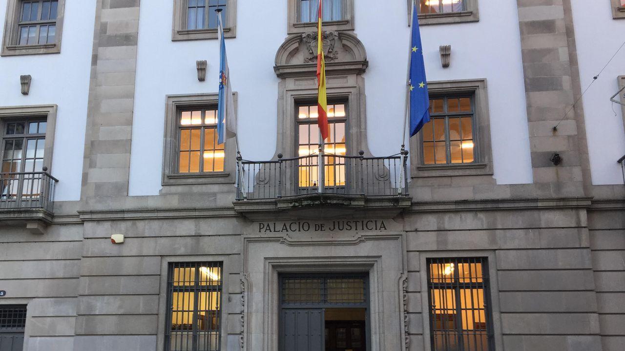 Palacio de Justicia del Principado de Asturias.Juzgados de Oviedo