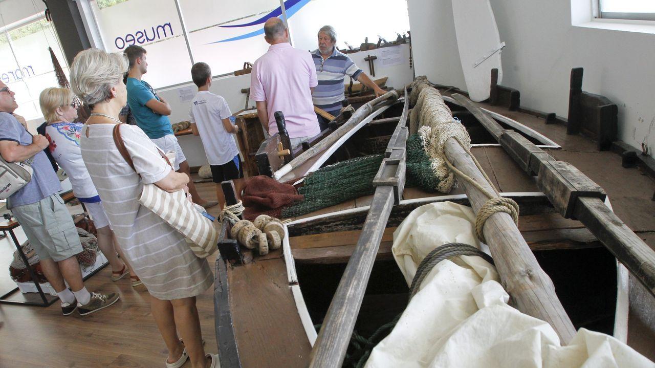 Las visitas guiadas han despertado gran interés desde la apertura del museo