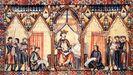 Ilustración extraída del Códice de los Músicos de Alfonso X.