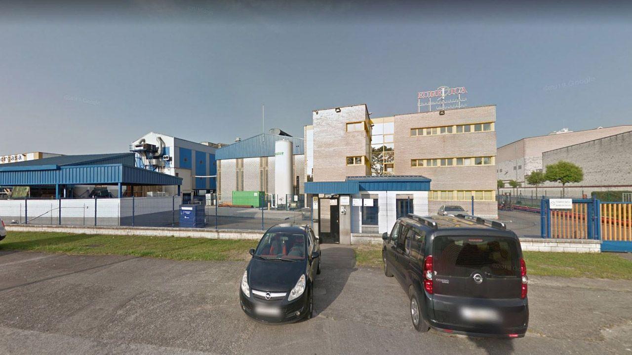 Sede de Asturpharma en Asturias