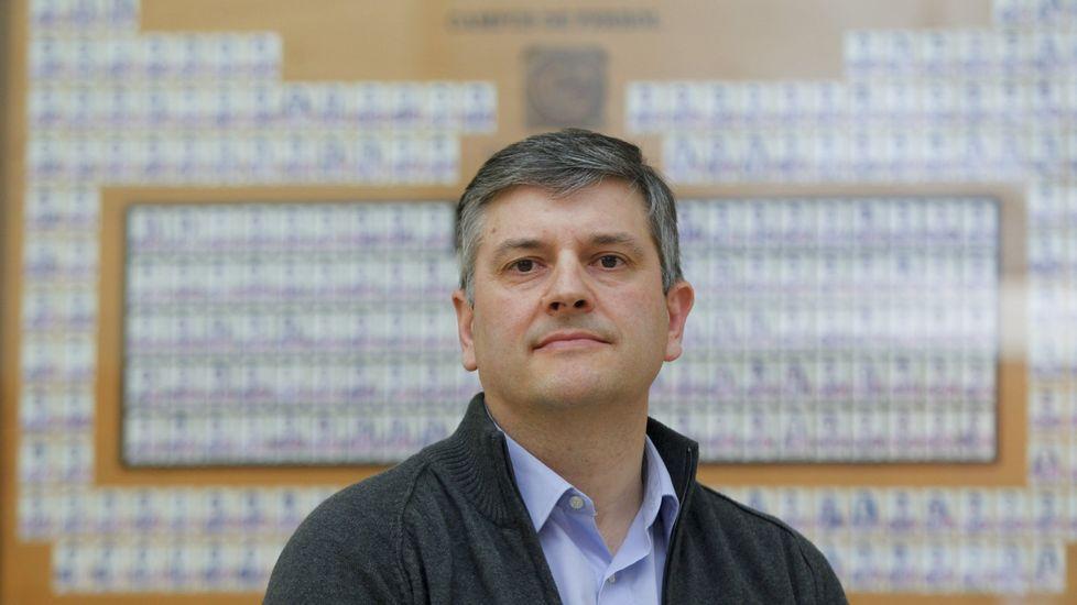 Andrés Piñón dirige la Escuela Universitaria Politecnica desde el 2917