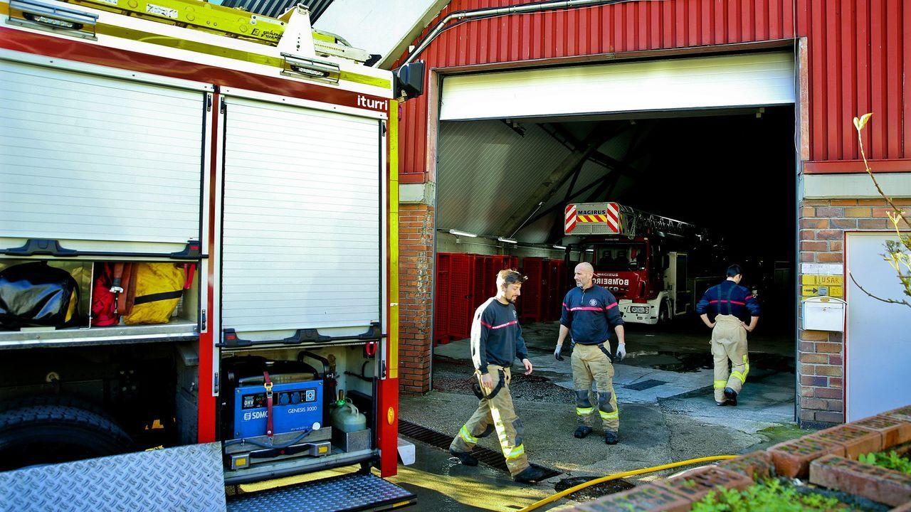 Reconstrucción del accidente mortal de Chapela en la AP-9