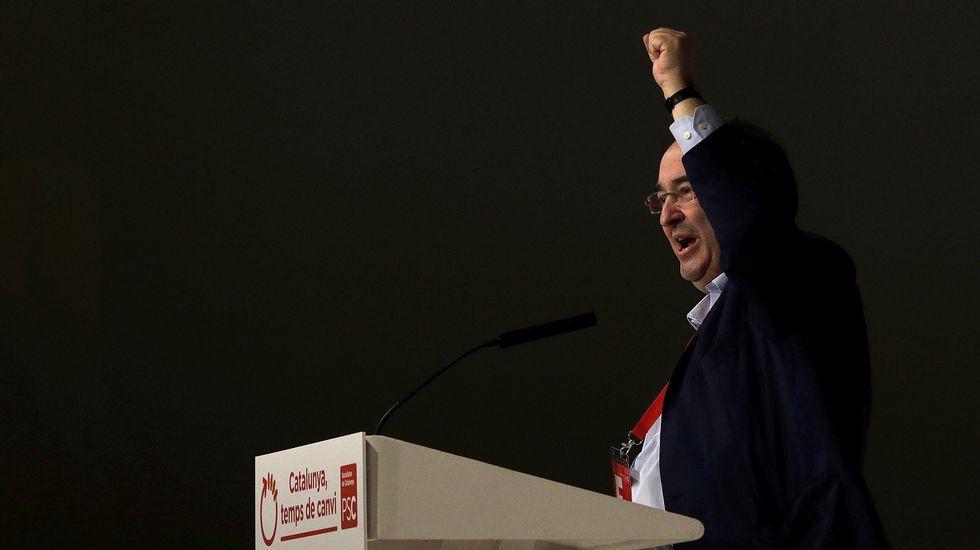 El PSC ratifica por aclamación a Miquel Iceta como primer secretario
