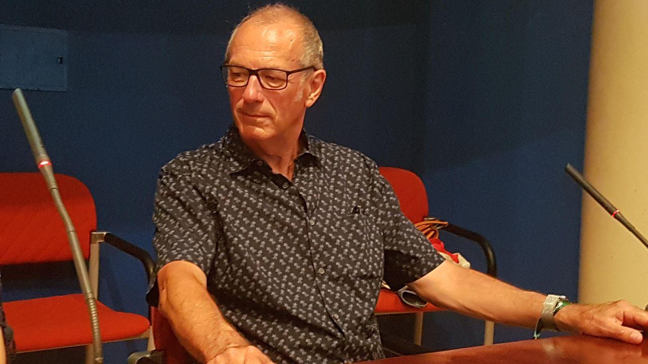 Dave Gibbons en la CómicCon de Mterópoli