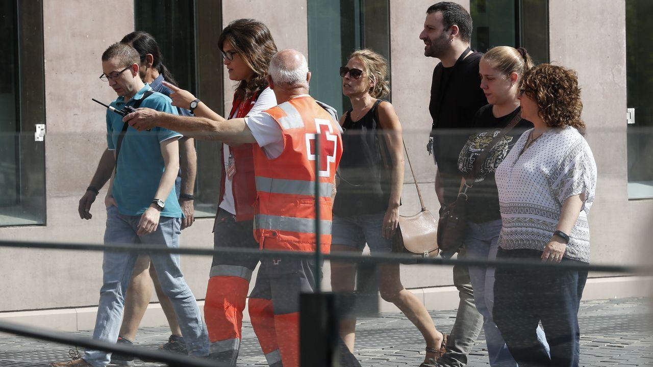 Los mossos han hallado sustancias entre los escombros de la casa de Alcanar que se usan para elaborar «la madre de Satán».
