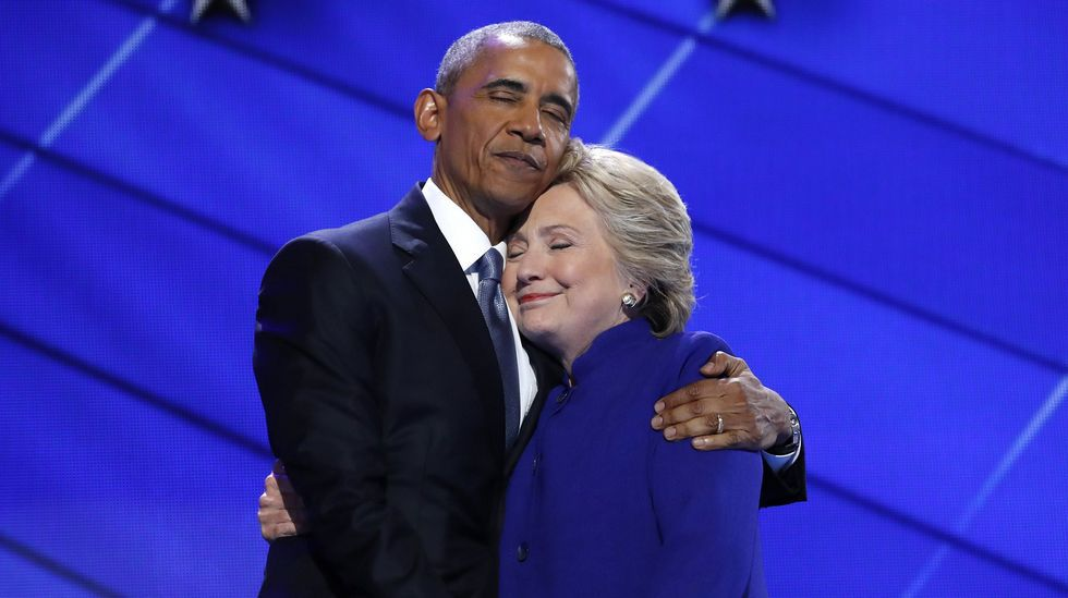 Obama: «Nadie está más preparada que Hillary para ser presidente»