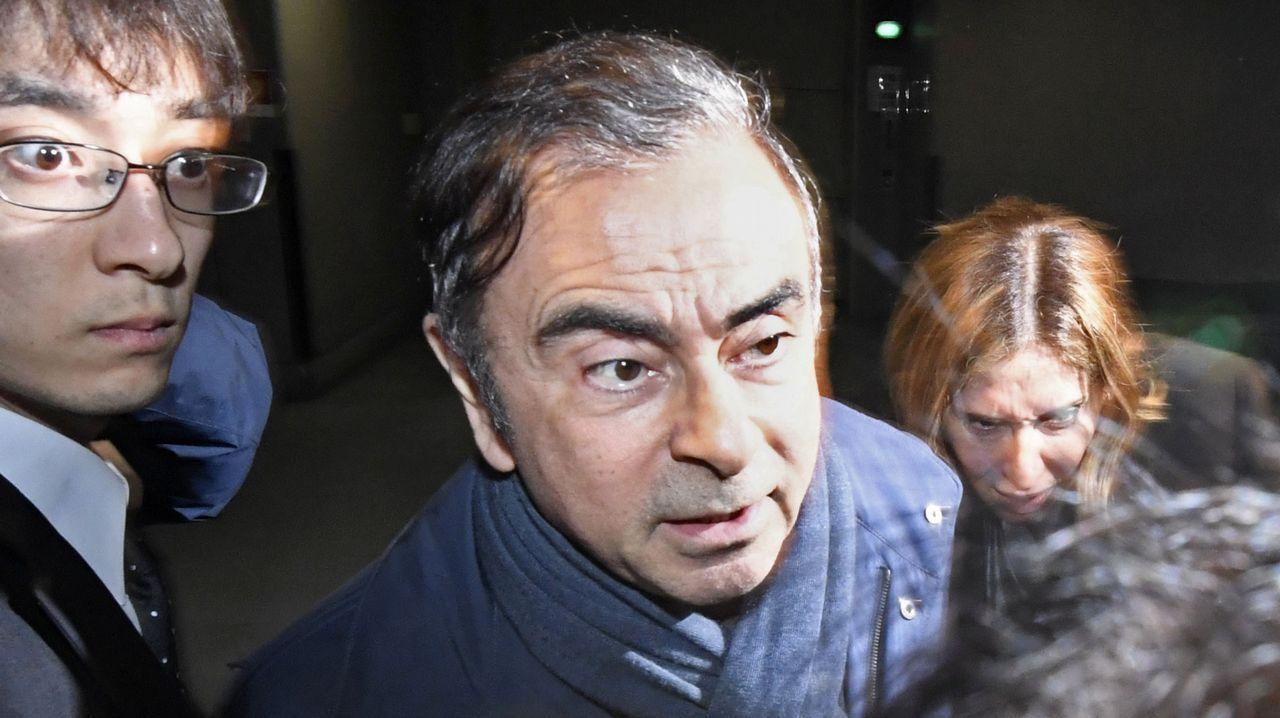Carlos Ghosn, en una imagen de archivo