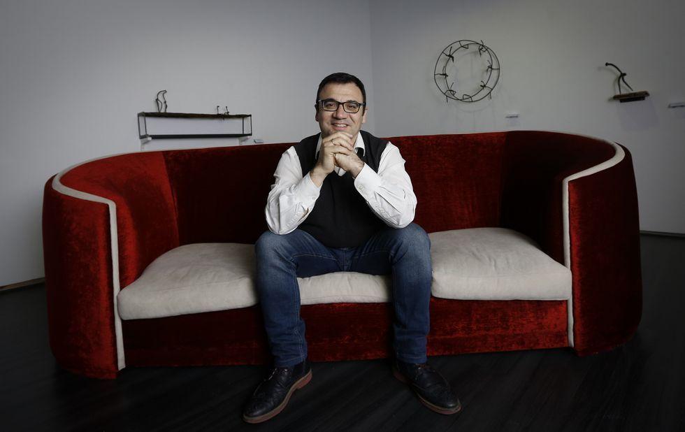 Pedro Burgo estima que el líder Cristian García es, ahora mismo, inalcanzable.