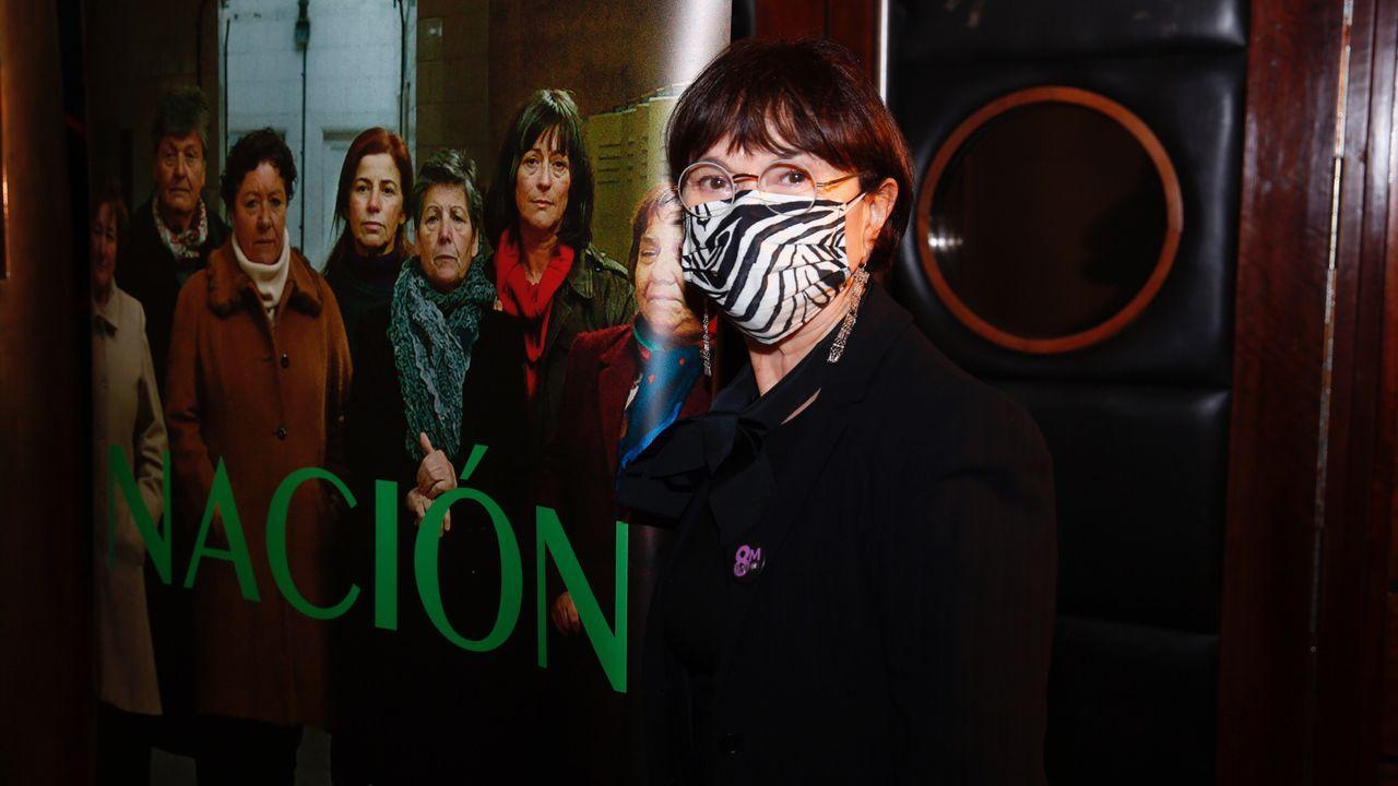 Margarita Ledo asistirá a la presentación de «Nación» en Lugo