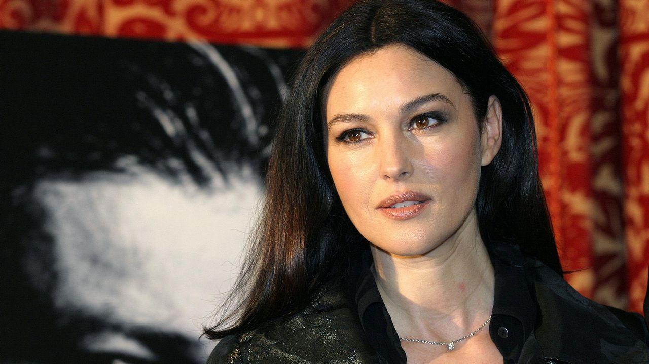 La actriz Monica Belucci tiene vivienda en Lisboa