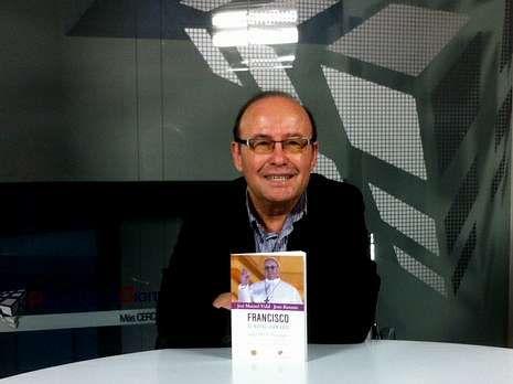 Vidal es coautor del libro «Francisco, el nuevo Juan XXIII».