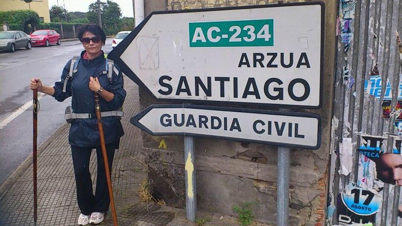 Nido primario de avispa asiática velutina.El barrio de A Tinería en Lugo se está rehabilitando a través del plan Rexurbe