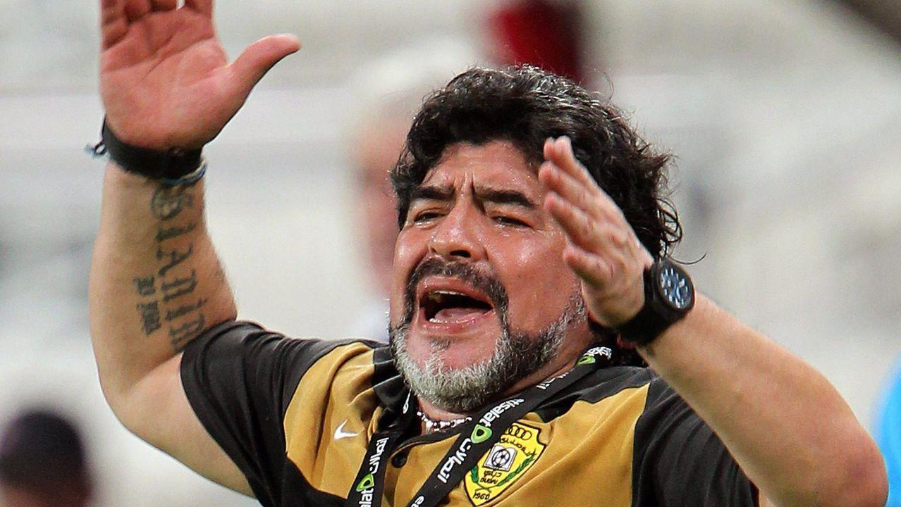 Como técnico del técnico del Al-Wasl, en el 2011