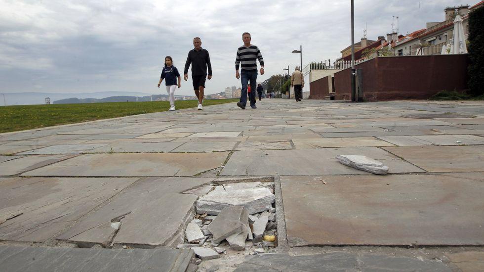 El Algarrobico, a un paso de ser demolido tras diez años de retraso.La depuradora de Os Praceres da servicio a los concellos de Pontevedra, Marín, Poio y Vilaboa.