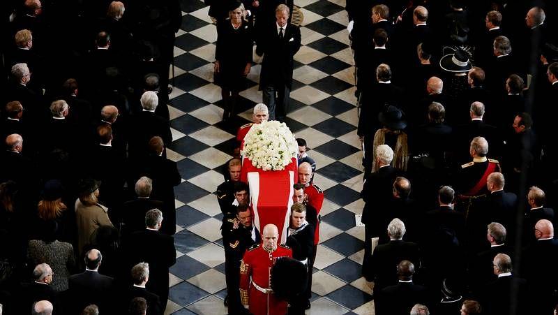 Funeral con honores militares por Thatcher.Cameron hace frente a la rebelión de los euroescépticos de su partido.