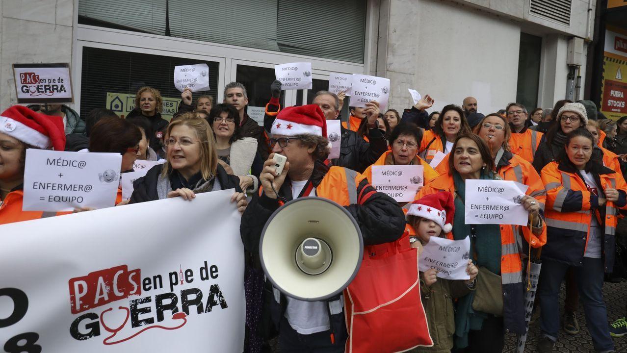 Se acaba, tras más de 200 días, la huelga en los Puntos de Atención Continuada de la comunidad gracias al acuerdo entre el Sergas y los sindicatos