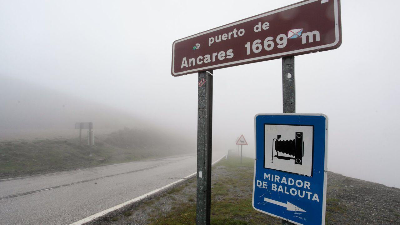 El Instituto Geográfico Nacional certificó que el Puerto de Ancares pertenece al municipio de Navia, aunque Balouta es de Candín
