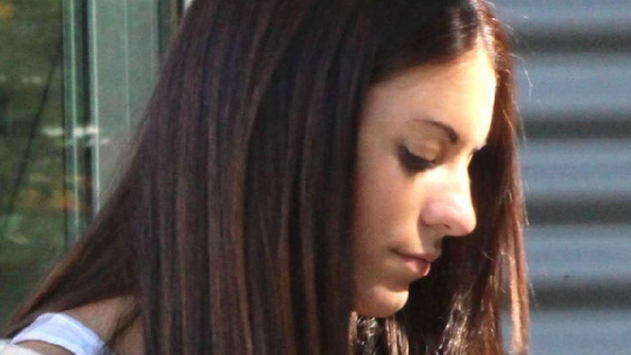 El audio que recoge el intento de rapto en Boiro por parte del Chicle.Imagen de Diana Quer difundida por su padre en su perfil de WhatsApp